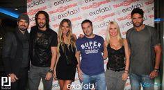 Exofab team