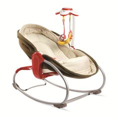 3-in-1 Rocker-Napper. wish i would have seen this earlier. so clean and modern for only $100.