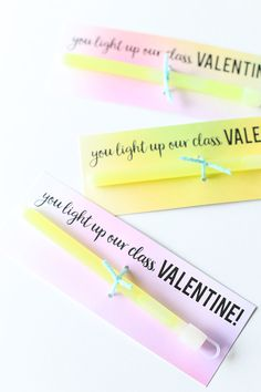 Glow Stick Valentine Printable 3 copy