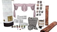 Lana CC Finds - cherry-sims: CONVERSIONS 33 objects DOWNLOAD...