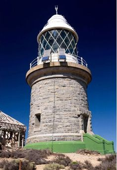 Breaksea Island Light, Australia