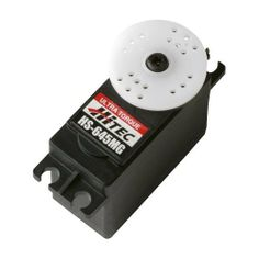 Hitec 32645S HS-645MG High Torque 2BB Metal Gear Servo by Hitec RCD Inc.. Save 44 Off!. $28.00. From the Manufacturer                The powerful HS-645MG is one of Hitec's most popular servos. It's the perfect choice for those larger sport planes or monster trucks and buggies requiring a durable high torque servo. Featuring our unique M/P and metal gear train technology, the HS-645MG offers one of the strongest gear trains available in any servo.                             ...