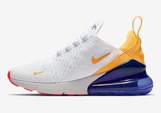 save off c7c42 3f454 Nike Air Max 270 Phillipines AH6789-105 Release Info