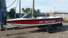 Discover different boat types and classes including popular manufacturer brands. Use Boat Trader to find out which boat or yacht is right for you. Ski Boats, Fort Walton Beach, Boat Stuff, Small Boats, Speed Boats, Skiing, Favorite Things, Crafts, Ski