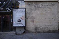 Forum de la Mixité le 13 Décembre 2013: Affichage de la nouvelle campagne média réalisée par l'agence Absolument!