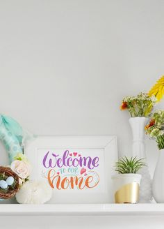 I Still Love You by Melissa Esplin: Welcome To Our Home Free Printable