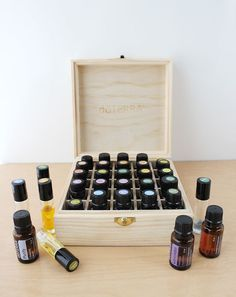 Our Year of Essential Oils