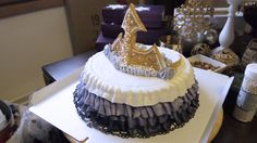 Bigger princesses cake