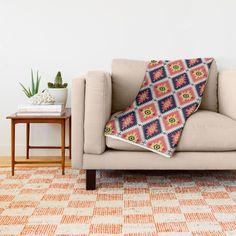 NavNa Throw Blanket by Fimbis  #interiordesign #homedecor #throwblanket #blanket