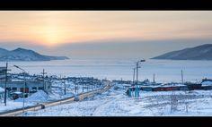 Oymyakon :O lugar habitado mais frio do mundo. (o recorde de frio lá foi de -96ºC)