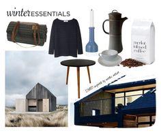 """""""Winter Essentials"""" by sineo-1 on Polyvore featuring interior, interiors, interior design, Zuhause, home decor, interior decorating, Dansk, La Garçonne Moderne, Pendleton und Royal Copenhagen"""