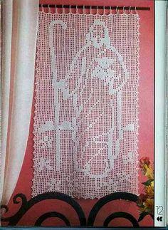 El Blog de La India: Crochet,filet,navideño...quien empieza a tejer para las fechas navideñas??