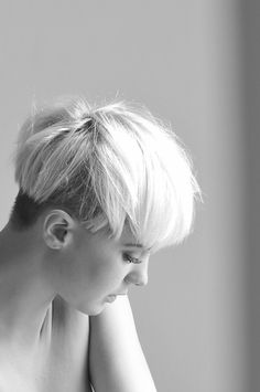 Pixie Cropped