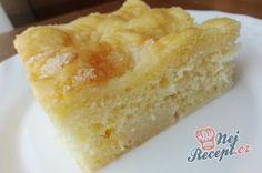 Příprava receptu Zcela fantastický cukrový koláč z kynutého těsta přelitý smetanou, krok 5 Salty Snacks, Cornbread, Vanilla Cake, Baking Recipes, Food Porn, Pudding, Sweets, Ethnic Recipes, Muffins