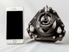 LiquidPiston unveils X Mini engine