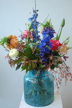 altijd mooie bloemen in huis of op kantoor
