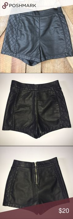 If Sandra Dee in Grease wore Shorts not Hot Pants! If Sandra Dee in Grease wore Shorts not Hot Pants!  NEW Without Tags Vegan Leather (back in the day we called it Pleather😜) Shorts in Size Extra Small. Purchased for a photo shoot but never used. Shorts