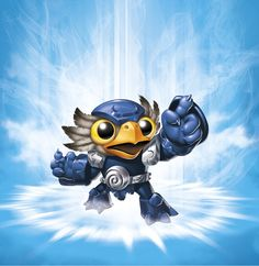 Pet-Vac is a miniature version of Jet-Vac and is fully playable in the Skylanders Trap Team game. Read all about Pet-Vac and watch any videos of him here. Bird Drawings, Drawing Birds, Skylanders Characters, Team Games, Pink Wallpaper Iphone, Jets, Painting & Drawing, Fictional Characters, Netflix