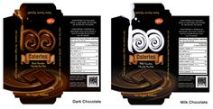 Chocolate package design by ting-li