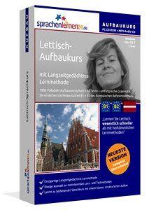 Lettisch Lernen Aufbauwortschatz Lettisch Sprachkurs - Sprachelernen24