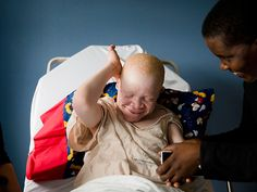 Albino African Children, Hunted for Their Limbs, Find Safe Refuge in U. Albino African, Annoying Parents, Meaningful Quotes About Life, Albinism, African Children, Parenting Memes, My Heritage, Our Kids, Tanzania
