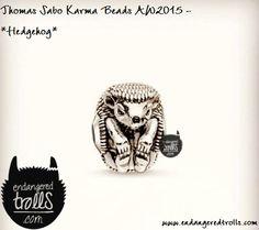 Thomas Sabo Karma Beads Fall Winter, Autumn, Charm Rings, Thomas Sabo, Karma, Hedgehog, Charmed, Beads, Jewelry
