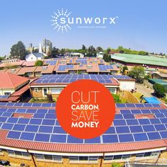 The job: 80 kWp solar PV plant, totaling a whopping 322 solar panels and 5 Diehl AKO string inverters.  The result: SUNWORX took care of business.   The benefits: 3.4 million kWh of FREE electricity produced.  The savings: by investing in solar power St. Joseph's Home for the Aged will save an estimated R 9 003 932!