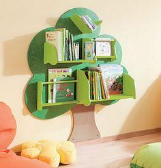 b cherregal baum b cherregale bibliothek schr nke. Black Bedroom Furniture Sets. Home Design Ideas