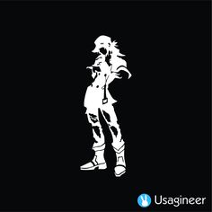 THE WORLD ENDS WITH YOU MINAMIMOTO GAME DECAL STICKER