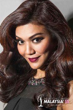 #AmandaKhongPuiMun #Contestant - Miss Universe Malaysia 2015 Photo Gallery