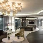 Living room designed by Milla Alftan