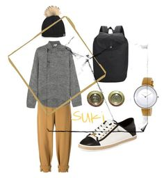 """Untitled #119"" by lai-suu on Polyvore featuring STELLA McCARTNEY, 3.1 Phillip Lim, MICHAEL Michael Kors, Herschel Supply Co., Skagen, Chanel, women's clothing, women, female and woman"