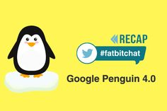 This #fatbitchat Recap Will Tell You Everything About #GoogleSearchUpdate Penguin 4.0  What is #GooglePenguin 4.0? How will it affect search engine rankings of websites? How Google reacts to spammy links after this latest update? Google Penguin, Technology Updates, Search Engine Optimization, Penguins, Fisher, Everything, Seo, Told You So, Google Search