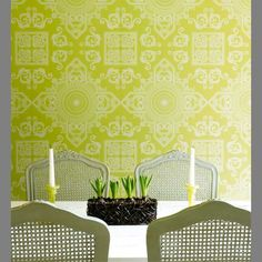 Fannie Mae Avocado Lattice Damask  [GB17782M-ASTT] Classic Damask Wall Paper Prints | DesignerWallcoverings.com ™ - Your One Stop Showroom for Custom, Natural, & Specialty Wallcoverings | Largest Selection of Wall Papers | World Wide Showroom | Wallpaper Printers