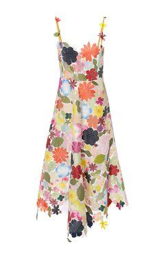 Hodges  Podges Dress by ROSIE ASSOULIN for Preorder on Moda Operandi