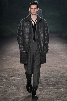 Ermenegildo Zegna Fall 2015 Menswear Collection Photos - Vogue