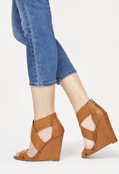 Women's Wedges - Stand Tall in JustFab's Top Selling Wedge Shoes!