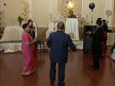Indian First Dance @ The Marriage Anniversary Versailles Banquet Hall Mississauga