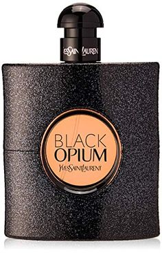 Yves Saint Laurent Eau De Parfum Spray for Women, Black Opium, 3 Ounce . The highly addictive feminine fragrance from Yves Saint Laurent. Dior Hypnotic Poison, Yves Saint Laurent, Pheromone Perfume, Popular Perfumes, Long Lasting Perfume, First Perfume, Scrappy Quilts, Everything, Perfume Collection