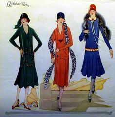 Fashions, 1925
