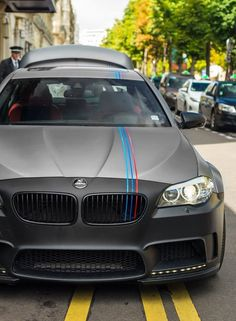 Bmw M5 by Hamann