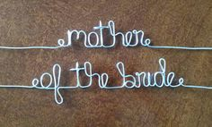 Check out this item in my Etsy shop https://www.etsy.com/listing/241079385/wedding-dress-hanger-bride-hanger-last