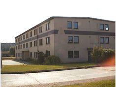 2184 Comm Squadron Barracks