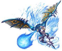 Monster Hunter Memes, Monster Hunter World, Puzzles And Dragons, Monster Strike, Pokemon, Fantasy Creatures, Beautiful Creatures, Concept Art, Beast