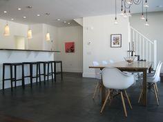 Dining Area Kitchen Island Featured On Houzz