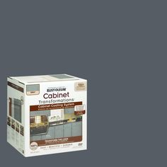 Rust-Oleum Transformations 1 qt. Gray Cabinet Small Kit 302137 at The Home Depot - Mobile