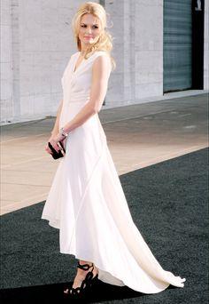 This dress is gorgeous // Jennifer Morrison