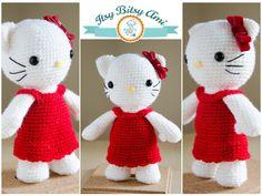 Free Amigurumi Patterns Hello Kitty : Free amigurumi patterns free hello kitty doll crochet