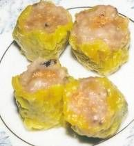 Want to learn how to make these bad boys...Siu Mai Dumplings With Pork and Shrimp