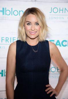Lauren Conrad - John Frieda Hair Care Beach Blonde Collection Party in New York City, Feb. 2015